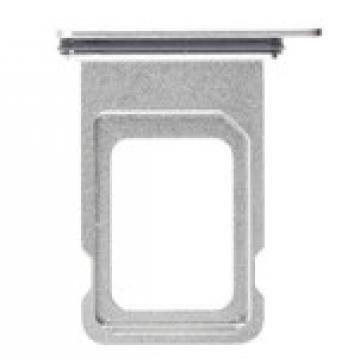 iPhone XS MAX SIM tray bílý