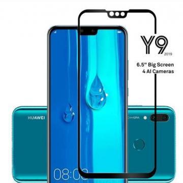 Huawei Y9 2019 5D tvrzené sklo