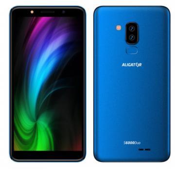 ALIGATOR S6000 Duo 16GB modrý