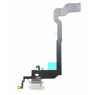 iPhone X flex dobíjení bílý