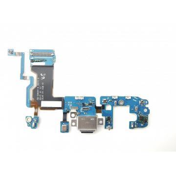 Samsung G965F flex dobíjení