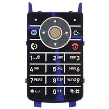 Motorola K1 klávesnice