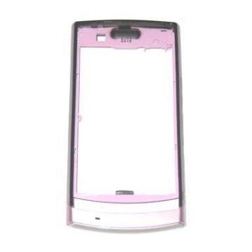 LG GT500 přední kryt růžový