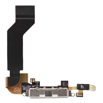 OEM konektor s flexem černý...
