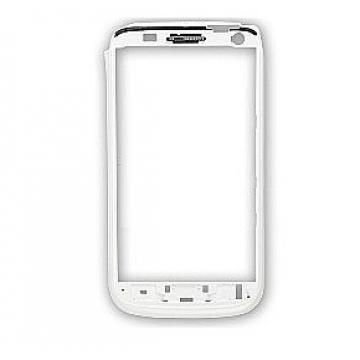 Samsung i8150 přední kryt bílý