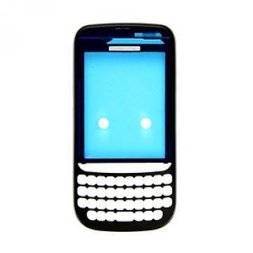LG C660 přední kryt černý