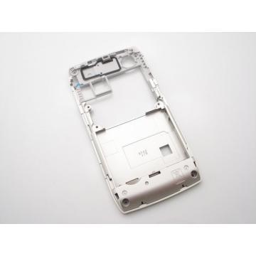 LG GC900 střední kryt stříbrný