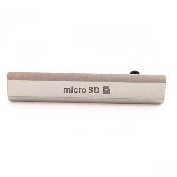 Sony D6503 krytka MicroSD bílá