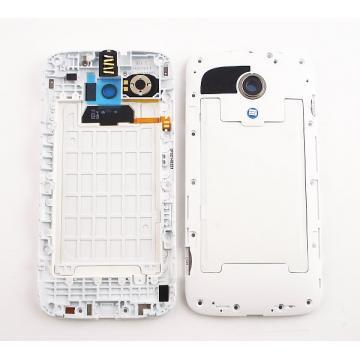 Motorola G střední kryt bílý