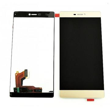Huawei P8 LCD+dotyk zlatý