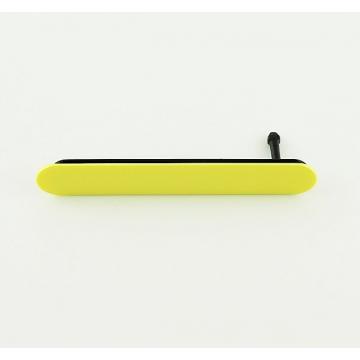 Sony E5823 SIM/SD krytka žlutá