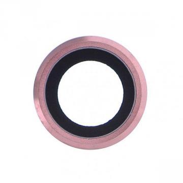 OEM sklíčko kamery růžové...