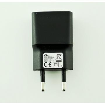 Wiko USB nabíječka černá