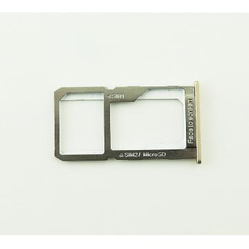 Oneplus X SIM držák zlatý