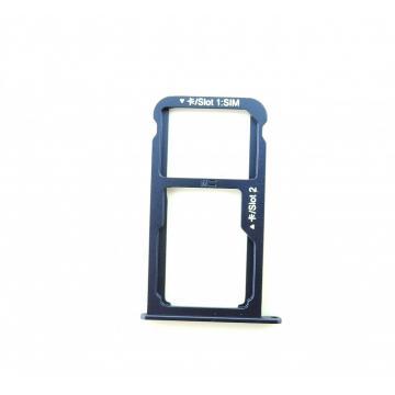 Huawei Nova držák SIM modrý