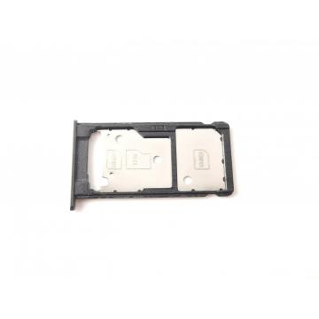 Huawei Y7 držák SIM černý