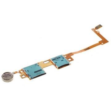 Samsung P605,T525 SIM+SD flex