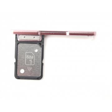 Sony H4113 SIM tray růžový