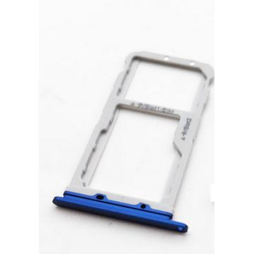 Honor 9 SIM tray modrý