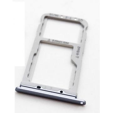 Honor 9 SIM tray šedý