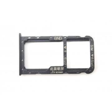 Honor 7X SIM tray černý