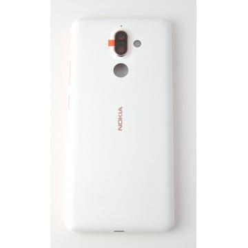 Nokia 7 Plus kryt baterie bílý