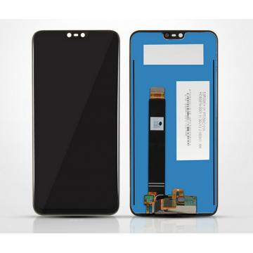 Nokia 6.1 Plus LCD+dotyk černý