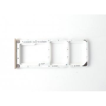 Xiaomi A2 Lite SIM tray zlatý