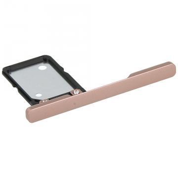 Sony G3221 SIM tray růžový