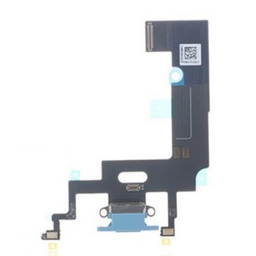 iPhone XR flex dobíjení modrý