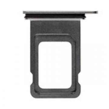 iPhone XS MAX SIM tray šedý