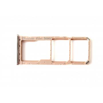 Samsung A750F SIM tray zlatý