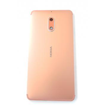Nokia 6 kryt baterie copper