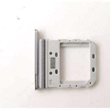 Samsung G977F SIM tray bílý