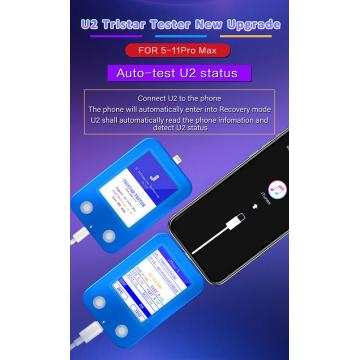 JC U2 Tristar tester pro...