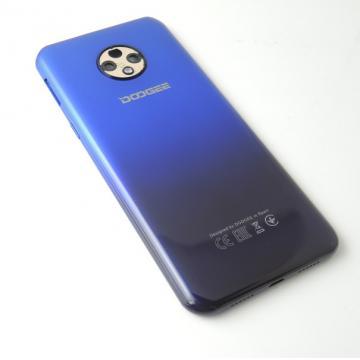 Doogee X95 kryt baterie modrý