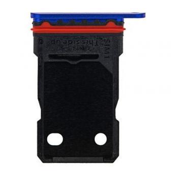 Oneplus 8 Pro SIM tray modrý