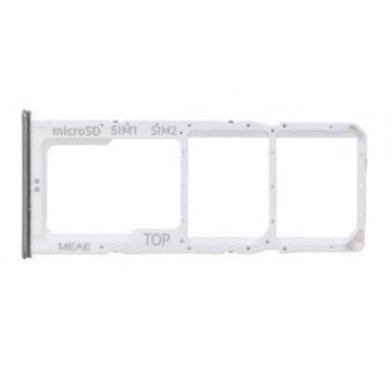 Samsung M515F SIM tray bílý