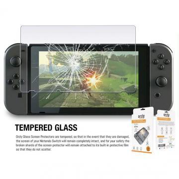 Nintendo Switch tvrzené sklo