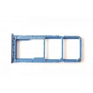 Samsung A750F SIM tray modrý