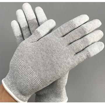 ESD carbon rukavice vel.L