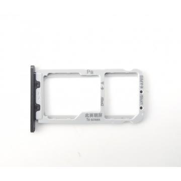 Huawei Nova 3 SIM tray černý