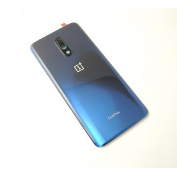 Oneplus 7 kryt baterie modrý