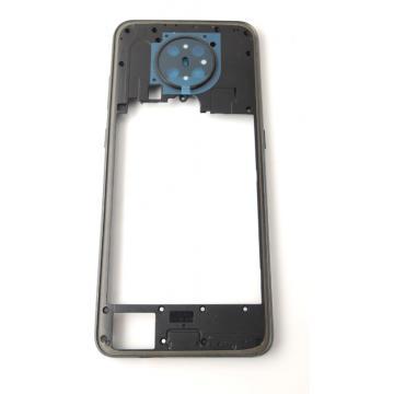 Nokia 5.3 střední kryt černý