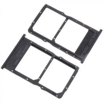 Huawei P40 Lite SIM tray černý