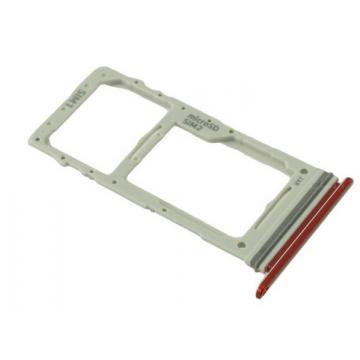 Samsung N770F SIM tray červený