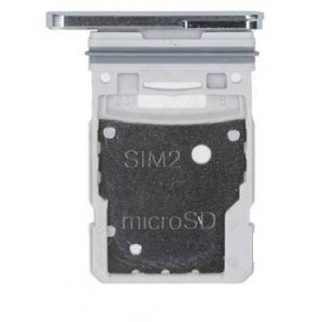 Samsung G781F SIM tray bílý