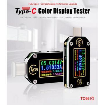 Multimeter JT-TC66C Type-C