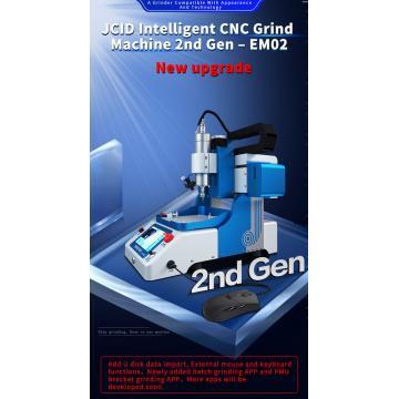 JCID Intelligent CNC...