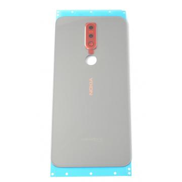 Nokia 7.1 kryt baterie šedý